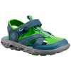 Columbia Youth Techsun Wave Sandals - 434cousteau / Dpyllw