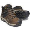 Keen Men ' S Steens Waterproof Leather Boot - Canteen / Black