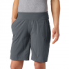 Mountain Hardwear Women ' S Dynama Bermuda Short - Graphite