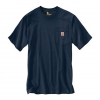 Carhartt M Workwear Pocket S / S Tee - Misted Yellow Heather