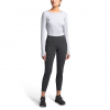 The North Face Women ' S Paramount Hybrid High - Rise Tight - Asphalt Gray