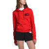 The North Face Women ' S Himayan Source Pullover Hoodie - Fiery Red