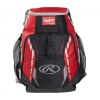 Rawlings Youth Players Backpack - Scarlet