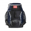 Rawlings Youth Players Backpack - Navy