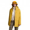 The North Face Women ' S Woodmont Rain Jacket - Bamboo Yellow