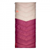 Kelty W Galactic 30 Degree 500 Dridown Sleeping Bag - Italian Plum / Sand