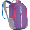 Camelbak Kid ' S Scout Hydration Pack - Purple Sapphire / Azaela