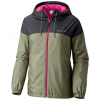 Columbia Women ' S Flash Forward Lined Windbreaker - Antique Mauve / Mineral Pink