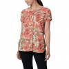 Columbia W Camp Henry Relaxed Shirt - Dusty Crimson