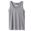 Prana W Cozy Up Tank - Heather Grey