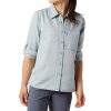 Mountain Hardwear Women ' S Canyon Long Sleeve Shirt - 831desertred