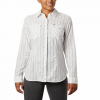 Columbia W Camp Henry Ii L / S Shirt - White