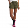The North Face Women ' S Motion Pull - On Short - Burnt Olive Green