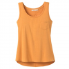 Prana W Foundation Scoop Neck Tank - Butter Scotch