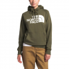 The North Face Women ' S Half Dome Pullover Hoodie - Burnt Olive