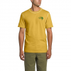 The North Face Men ' S Short Sleeve Dome Climb Tee - Bamboo Yellow