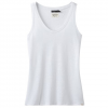 Prana W Cozy Up Tank - White