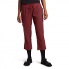 The North Face Women ' S Aphrodite Motion Cropped Pant - Barolo Red