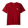 Carhartt M Workwear Pocket S / S Tee - Sun Dried Tomato