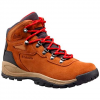 Columbia Women ' S Newton Ridge Plus Waterpoof Amped Hiking Boot - Aegean Blue / Cherrybomb
