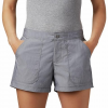 Columbia W Longer Days Short - City Grey