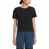 The North Face Women ' S Short - Sleeve Emerine Top - Black