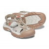 Keen Women ' S Ravine H2 Sandal - Safari / Coral