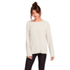 Volcom Women ' S Lived In Lounge Sweater - Bone