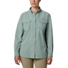 Columbia Women ' S Pfg Bahama Long Sleeve Shirt - Lollipop