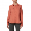 Columbia Women ' S Silver Ridge Lite Long Sleeve Shirt ( Extended Sizes ) - Siberia