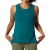 Mountain Hardwear Women ' S Everyday Perfect ? Muscle Tank - Dive