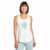 Kuhl Women ' S Agave Graphic Tank - White