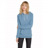Volcom Women ' S Lived In Lounge Hoodie - Cloud Pink