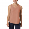 Columbia Women ' S Summer Chill Tank - Cedar Blush