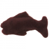 West Paw Design Targhee Trout Dog Toy - Wine