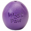 West Paw Design Rando Small Dog Toy - Eggplant