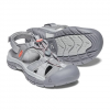 Keen Women ' S Ravine H2 Sandal - Steel Grey / Coral