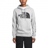 The North Face Men ' S Half Dome Tnf Pullover Hoodie - Tnf Light Grey