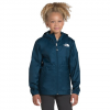 The North Face Youth Zipline Rain Jacket - Blue Wing Teal