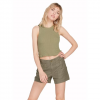 Volcom Women ' S Army Whaler Short - Army Green Combo
