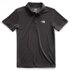 The North Face M Plaited Crag Polo - Dark Grey