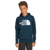 The North Face Youth Logowear Pullover Hoodie - Light Grey