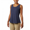 Columbia Women ' S Summer Chill Tank - Nocturnal