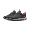 The North Face Men ' S Ultra Fastpack Iv Futurelight - Zinc Grey / Persian Orange