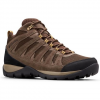 Columbia Men ' S Redmond V2 Mid Waterproof Hiking Boots - 053grpht / Redjaspr