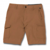 Volcom Men ' S Surf N ' Turf Dry Cargo Hybrid Shorts - Vintage Brown