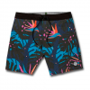 Volcom Men ' S Mentawais Stoneys Trunks - Black