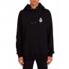 Volcom Men ' S Deadly Stones Pullover Hoodie - Black