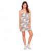 Volcom Women ' S Vacay Me Dress - Star White