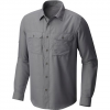 Mountain Hardwear Men ' S Canyon Long Sleeve Shirt - 451deeplake